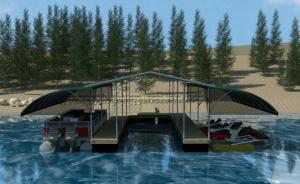 Hemi-Port XL