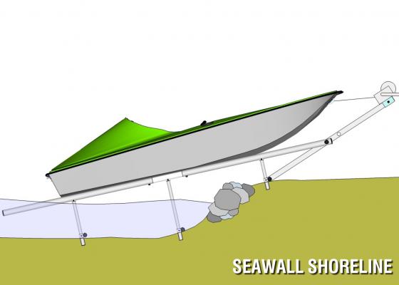 seawll